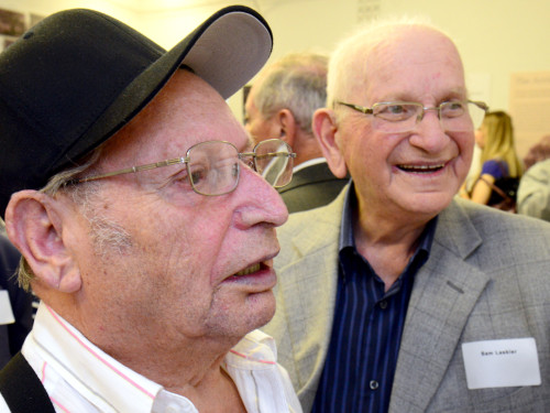 Solly Irving & Sam Laskier