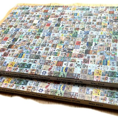The 45 Aid Society Memory Quilt Book